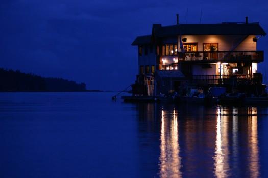 North Island Lodge | The West Coast Fishing Club