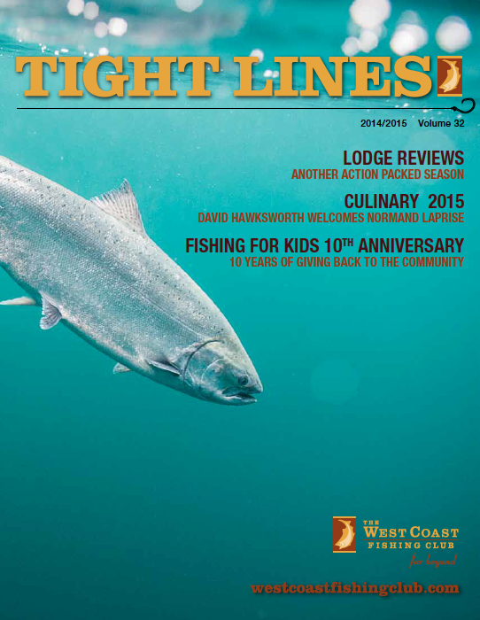 TIGHT LINES COVER