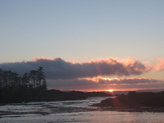 Langara Sunset