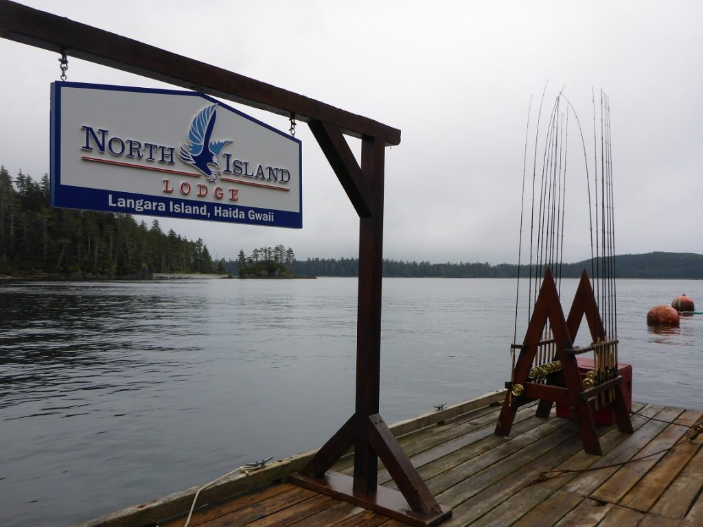 <em>* Calm end to opening day at North Island Lodge. </em>