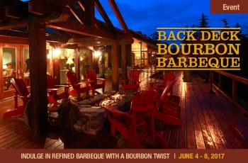 Back Deck Bourbon Barbeque