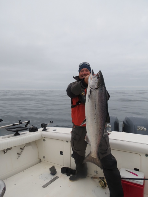 Another nice Chinook out west for the Wentling group
