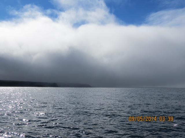 <em>* Perfect September fishing weather in 2014 </em>