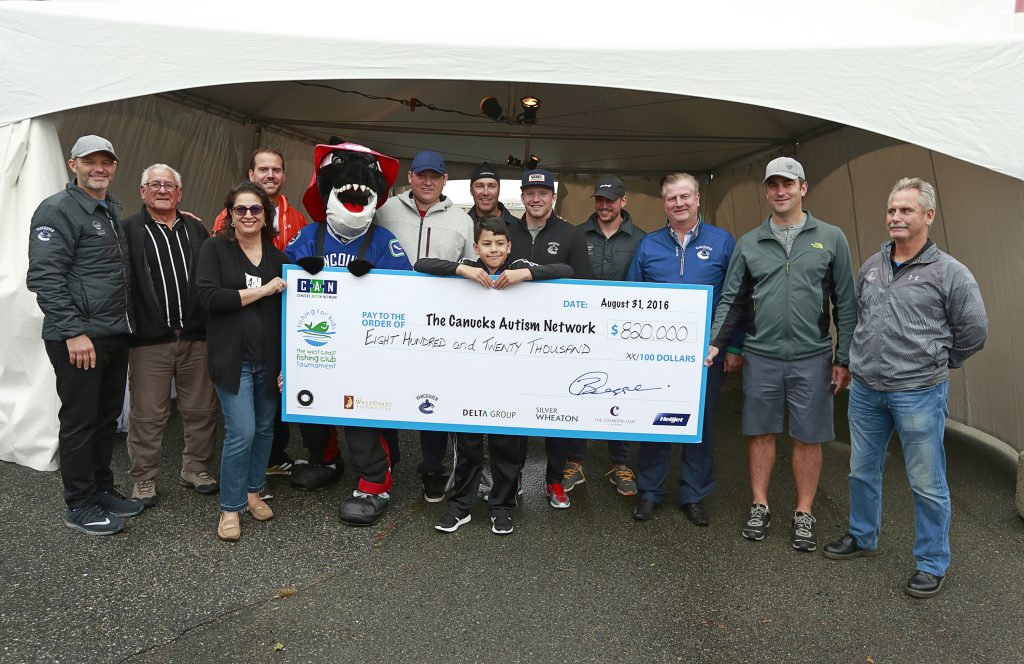 11th Annual Fishing for Kids Tournament | The West Coast Fishing Club