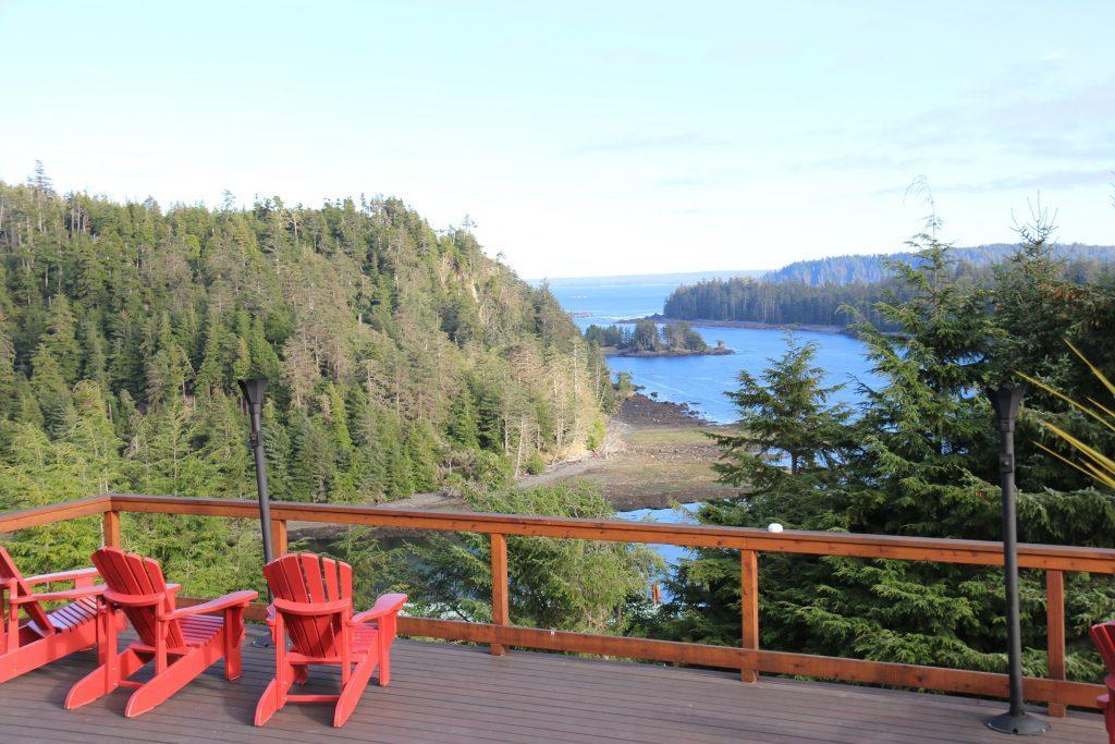 <em>* Perfect Haida Gwaii September day. </em>