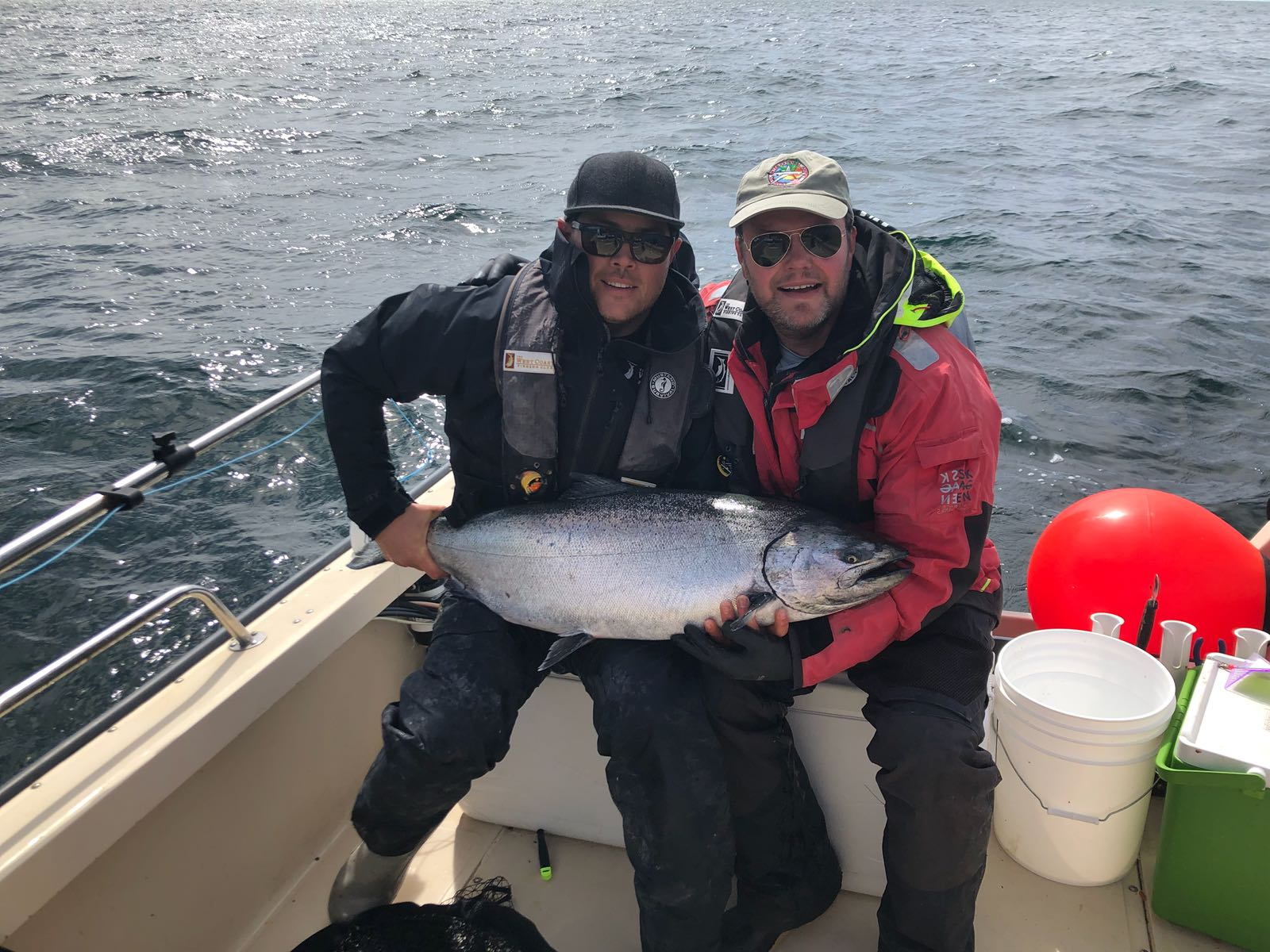 Op report summer 39 s on july 9 2018 west coast for West coast fishing club