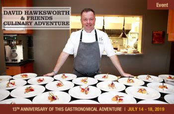 David Hawksworth & Friends Culinary Adventure
