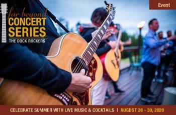 Far Beyond Concert Series | The Dock Rockers